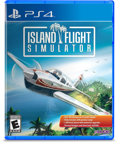 Island Flight Simulator PS4