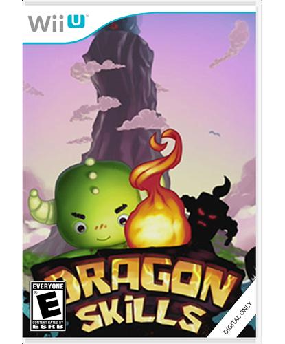 Dragon Skills Wii U