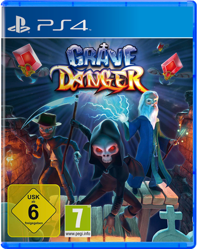 Grave Danger PS4