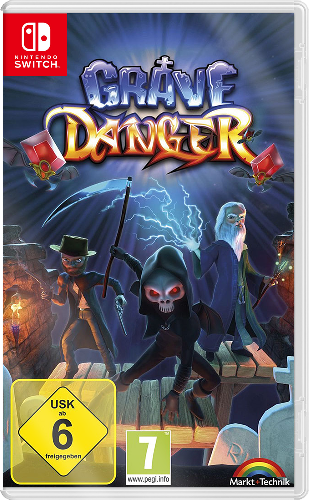 Grave Danger Switch