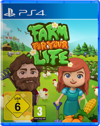 Farm for your Life PS4