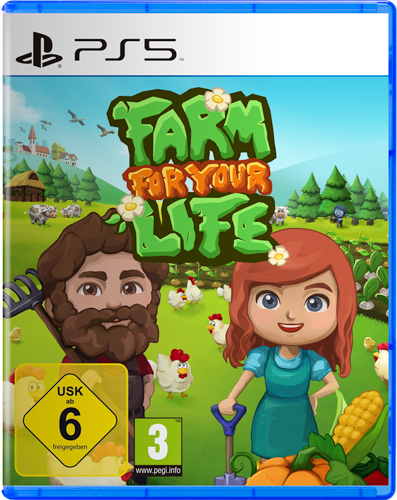 Farm for your Life PS5