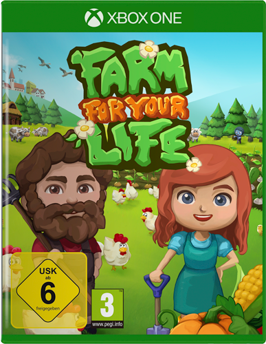 Farm for your Life Xbox One