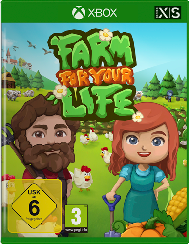 Farm for your Life Xbox Series X